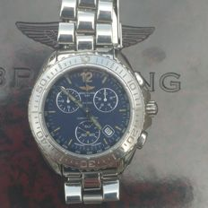 Breitling Chrono Shark A53606 -- Men's wristwatch -- 1980s