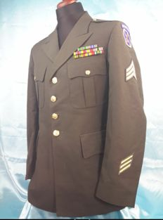 United States Special Forces uniform