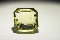 Lemon quartz –  28,61 ct