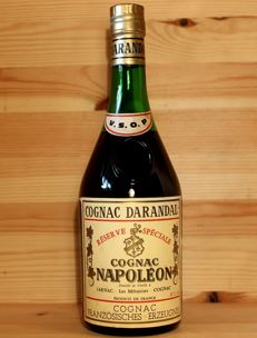 "Darandal ""Reserve Speciale"" Napoleon Cognac, bottled in 1960-1970s, 75cl -  40% vol. Jarnac / Cognac / France"