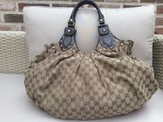 Gucci - Studded Pelham bag