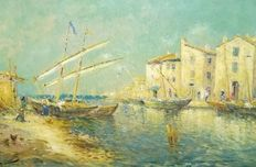 Lancelot (20th century) - Harbour