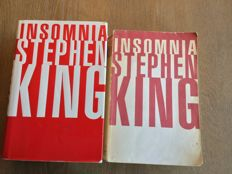 Stephen King - Insomnia (Advance Reading Copy) + Insomnia - 1994