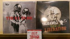 Banksy - LP's and DVD