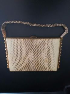 Handmade - For collectors - 1940s - Theatre bag / purse