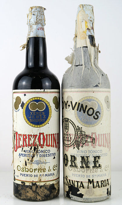 NV Sherry Osborne & Co. Jerez Quina - 2 bottles
