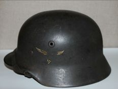 Helmet M40 Luftwaffe full 100% original