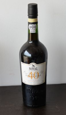 40 years Old Tawny Port Quinta do Noval - 75cl 21%Vol. - bottled in 2000