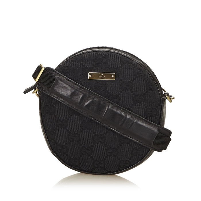 Gucci - Jacquard Shoulder Bag
