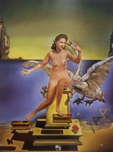 Salvador Dali (after) - Leta Atomic and Memory Persistence