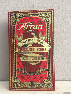 Arran The High Seas - Single Malt Scotch Whisky - 700ml. - Cask Strength 55,4%
