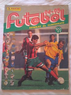 Panini - Futebol 94/95- Complete album - Album autographed by 7 players from FC Porto *)
