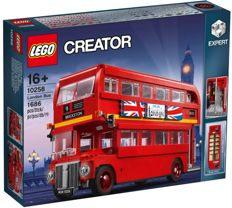 Creator  - 10258 - Routemaster London Bus