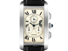 Cartier Tank Americaine vintage -- unisex -- made in 2000