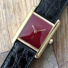 Must de Cartier Tank Vintage - Women´s Watch