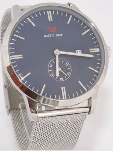Baltic Time Blue Edition men`s dress watch 2017 large limited edition watch