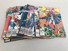 Collection Of Marvel Comics - X-Factor - x19 SC - Includes Rare Mark Jeweler Insert Variants - (1988/1991)
