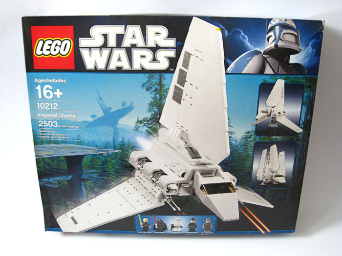 Star Wars - 10212 - Imperial Shuttle