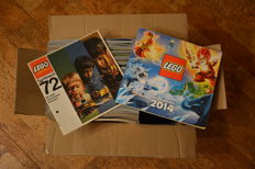 LEGO catalogue - Years 1972 up to 2014