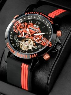 Calvaneo Astonia Superbike Race Edition Automatic  men,s Watch