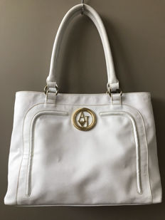 Armani Jeans — Bag with two large handles