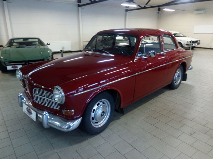 volvo - amazon - 1966 - catawiki