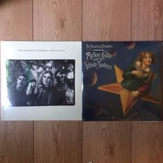 The Smashing Pumpkins 2LP Albums || 5 records in total || Mint in sealing!