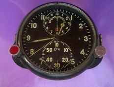 Aviation watches АЧС- 1 №88223 pilot for the fighter MiG (СССР/USSR). At the end of the 20th century.