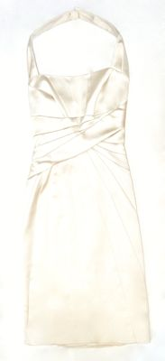 Karen Millan - medium-length silk dress