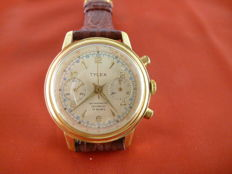 Tylex - chronograph wristwatch from the 1950s