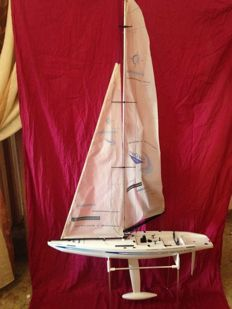 Sailboat Anderson's Worldwide, 1.72 X 92