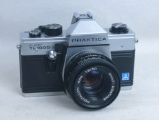 PRAKTICA Super TL 1000, 35mm SLR camera, in very good condition