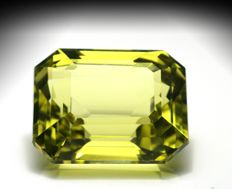 Lemon quartz –  21.25 ct