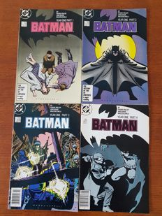 Collection Of DC Comics - Batman - Includes Batman Year One And Batman The Killing Joke 1st Print + More - x99 SC.