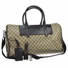 Gucci – extra large travel bag