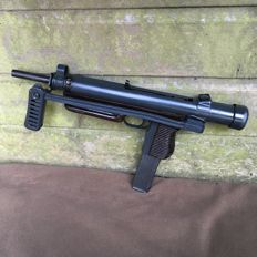 CZ Model 25 - submachine gun 7,62x25mm EU DEACTIVATED