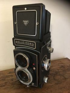 Original Rolleicord Vb