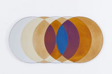 David Derksen & Lex Pott for Transnatural - 'Transience Mirror Large Circle' design mirror