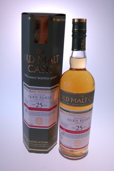 Glen Elgin 25 years - Old Malt Cask