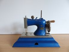 Casige children's toy sewing machine, Germany, mid 20th century