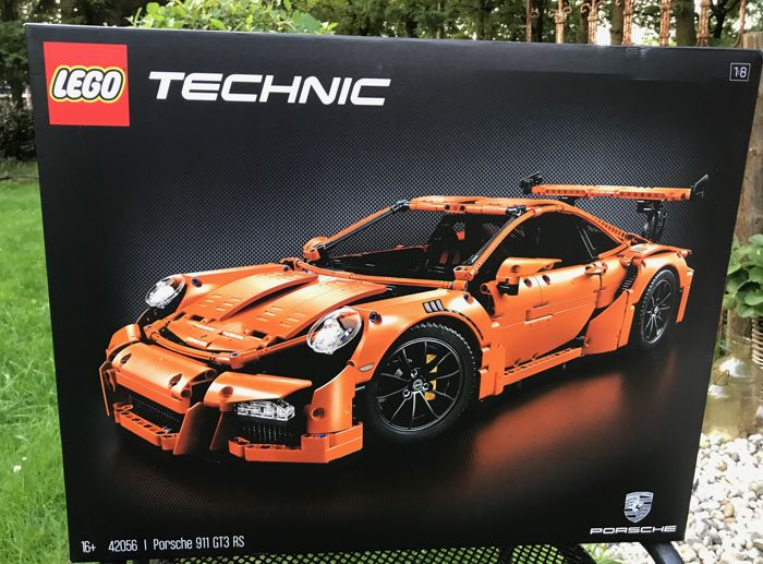 technic 42056 lego technic porsche 911 gt3rs catawiki. Black Bedroom Furniture Sets. Home Design Ideas
