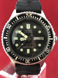 Citizen Diver 200 m 41 mm 1980