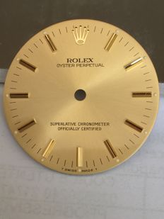 Dial for Rolex Oyster Perpetual - 31 mm - Unisex - Circa 1990