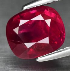 Ruby - 2.16 ct