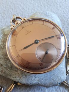Omega pocket watch 1940