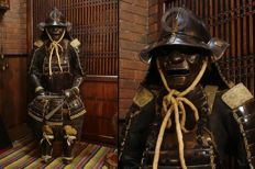 Japanese Samurai Armour Yoroi Oda Clan Edo period