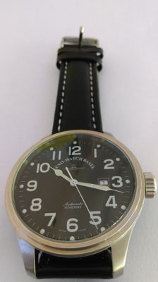 ZENO-WATCH BASEL Oversized (OS) pilot Automatic – men's