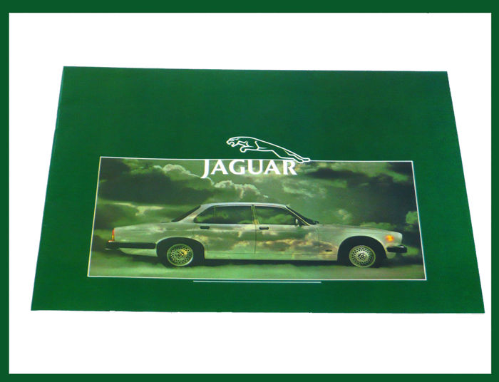 """The new 1996 Jaguars"",   Plus Jaguar history as ""How a Swallow turned into the Jaguar (1984)"" plus information of  XJ-cars, Sovereign and Vanden Plas."