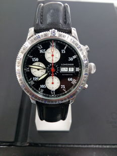 Longines Lindbergh Chronograph watch - 90's