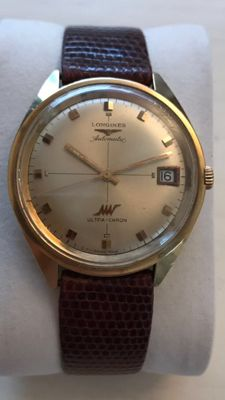 Longines Ultra-Chron Size XXL – Automatic – 18 kt